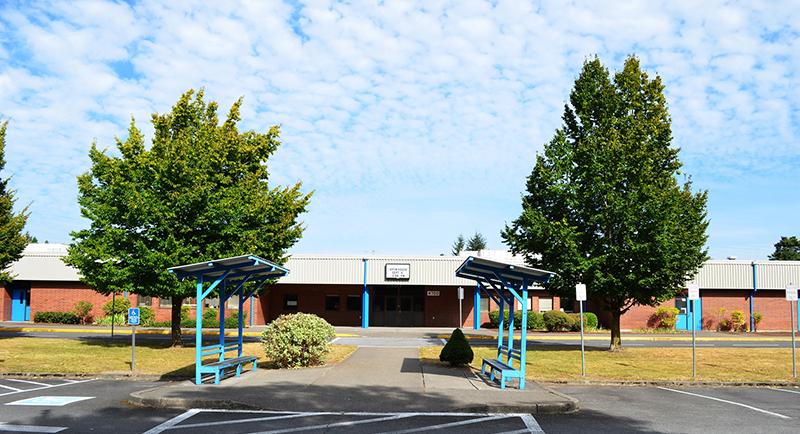 Scott Elementary Front Exterior